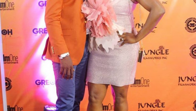 Photo of Adesua Etomi, Funke Akindele, Toke Makinwa, Nkechi Blessing, others warm hearts in their bright-colored 'Sugar Rush' dresses (photos)