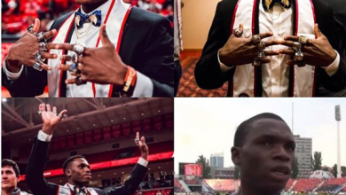 "Photo of ""I never expered it"", Divine Oduduru becomes a graduate"