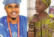Photo of 4 years after marriage, Oluwo of Iwoland, Oba Abdulrosheed Akanbi dumps his wife
