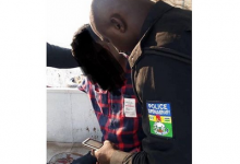Photo of Another man prevented from jumping off the 3rd mainland bridge