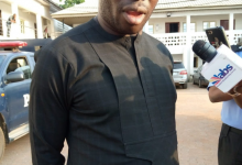 Photo of Mount Zion Ministries General Overseer in messy scandal
