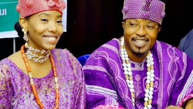 Photo of Oluwo Of Iwo's Ex Queen, Chanel Chin who he sent away empty, stranded gets help