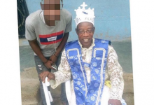 Photo of Pastor jailed for stealing a goat and 9 turkeys