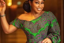 Photo of Rita Dominic hospitalized over undisclosed illness