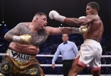 Photo of Andy Ruiz father reacts to son's defeat to Anthony Joshua