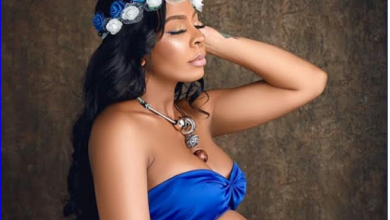 Photo of Tboss reveals why she misses being pregnant