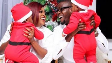 Photo of Funke Akindele, Mercy Johnson, Toyin Abraham, others battle for best family Christmas shoot (photos)
