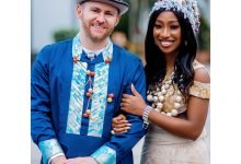Photo of Kalabari bride, Otonye weds British Groom, Richard (photos)
