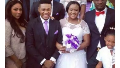 Photo of Psquare's sister opens up on her crashed marriage to Nollywood actor