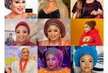 Photo of Bukky Wright, Dayo Amusa, Tayo Sobola and seven other actresses that have dated and fought to be Kwam 1's main chic (photos)
