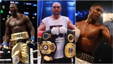 Photo of Why Deontay Wilder slammed Anthony Joshua and Tyson Fury