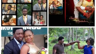 "Photo of ""Why I banned photographs during my wife's burial"" – Comedian, Elder O makes shocking revelation"