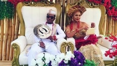 Photo of First photos from Nollywood actor Samuel Ajibola's (Spiff) wedding ceremony