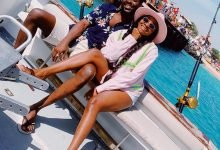 Photo of I promise to lick your face and twerk for you, Simi's birthday message to hubby,Adekunle Gold.