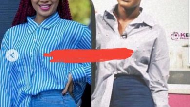 Photo of Pictures prove otherwise as Fella Makafui denies copying her boyfriend's ex-girlfriend, Sister Deborah