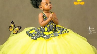 Photo of Nigerian Ankara styles: 20 selected Ankara styles for kids