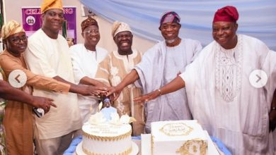 Photo of Lai Mohammed, Aregbesola, Sanwo-Olu, others attend the 81st birthday of APC chieftain, Bisi Akande (Photos)