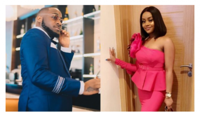 Photo of Chioma unfollows Davido amidst 4th baby mama scandal (Screenshots)