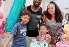 Photo of Colorful pictures as Peter Okoye's daughter, Aliona celebrates 7th birthday (Photos)