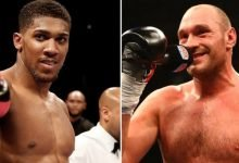 Photo of Anthony Joshua fires back as Tyson Fury claims Deontay Wilder would knock him out under two rounds