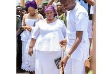 Photo of Ahmed Musa remembers late mother a year after her death