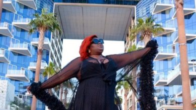 Photo of Photos showing the awesome time Eniola Badmus had during vacation in Dubai