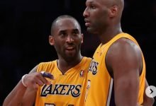 Photo of I would have loved to die in place of Kobe Bryant – Lamar Odom (Photos)