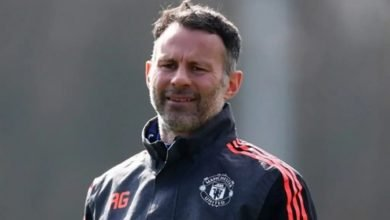 Photo of Giggs names the players who helped him at Manchester United