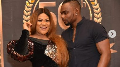 Photo of Nkechi Blessing speaks on how her country wants her relationship with Mike Adeyemi to end in tears