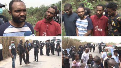 Photo of Killers of billionaire businessman, Ignatius Odunukwe of Fireman Generators, reveal why they did it