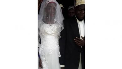 Photo of Drama as husband discovers 'wife' is a man, two weeks after wedding
