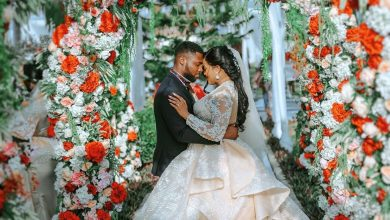 Photo of Becoming Mrs Otov! We can't get enough of Audrey's fantasy wedding