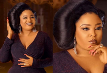 Photo of Actress Bimbo Afolayan cries for help as Landlord beats up her mum…curses parents of her fans (photos)
