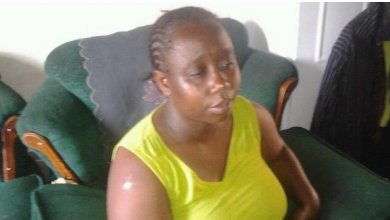 Photo of Woman sells husband for N6000 to mistress (Details)
