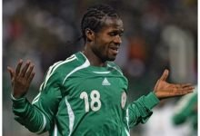 Photo of Nigerian footballer, Christian Obodo, mom involved in a car crash