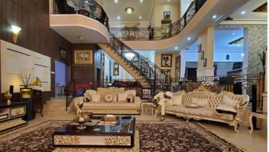 Photo of Dino Melaye finally opens up on the source of his multi billion Naira mansion after attack from Nigerians