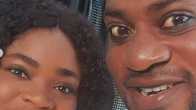 Photo of Eniola Alao pledges eternal vow to Odunlade Adekola after his birthday message to her (photos)