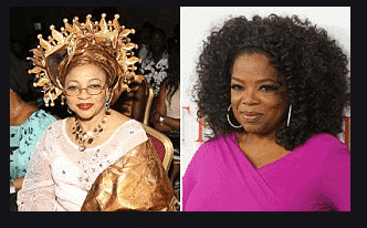 Photo of Folorunsho Alakija unseats Oprah Winfrey as the richest black woman in the world