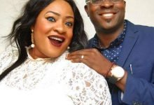 """Photo of """"…I will be the one to announce it myself"""" Foluke Daramola's husband speaks on their alleged marriage crash"""