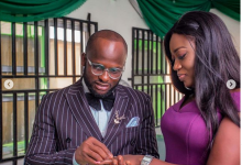 Photo of Comedian, Igosave ties the knot with his girlfriend