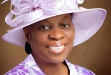 Photo of Pastor Foluke Adeboye says strong prayer for women, begs God to do this for them