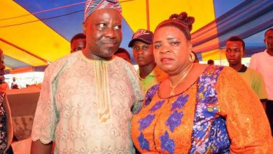 Photo of Yoruba Nollywood actors and their wives you don't know about