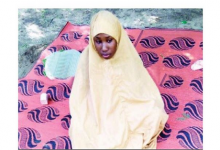Photo of Leah Sharibu gives birth for top Boko Haram commander..her family reacts!