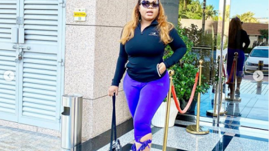 Photo of Dianne Russet's former manager, Omonike Fowowe mocks her in epic comparism