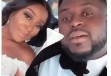 Photo of Photos,Videos from Davido's brother's white wedding in Dubai