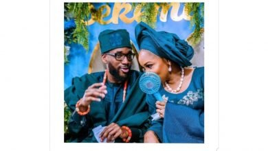 Photo of Vice president Osinbajo's nephew holds traditional wedding (photos)