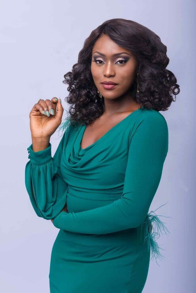 Actress Linda Osifo