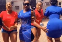 Photo of After promise to husband never to twerk again, Anita Joseph shares new video showing her twerking