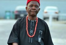 Photo of Chiwetalu Agu reacts to reports of being critically sick and needing financial assistance