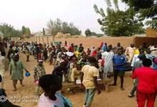 Photo of Drama as election is held Bauchi to choose suitor for young lady (Photos)